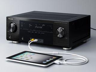 UPDATED Pioneers 2011 AV Receivers Get Apple AirPlay