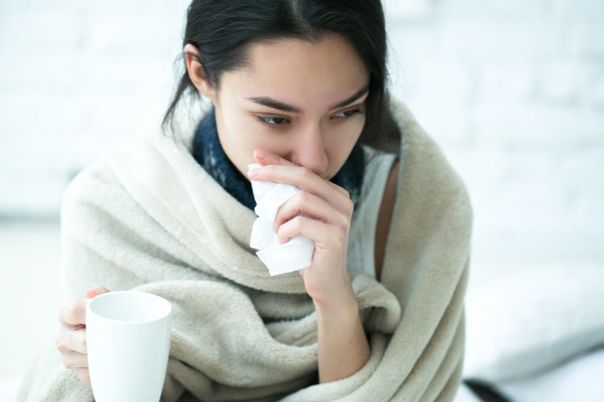 Can You Catch a Cold and the Flu at the Same Time? | Live Science