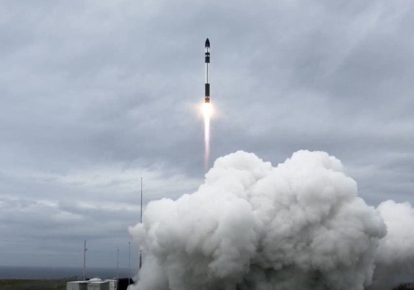 Rocket Lab launches 10 Earth-observation satellites into orbit - Space.com