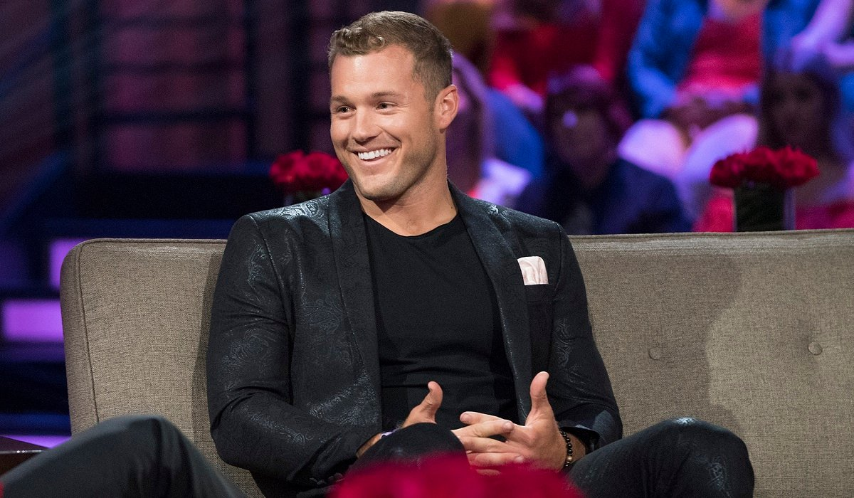 Colton Underwood The Bachelor ABC