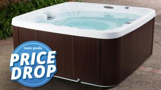 memorial day sale hot tub spa home depot