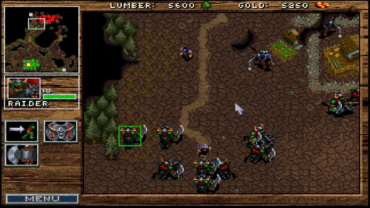warcraft 1 orcs and humans