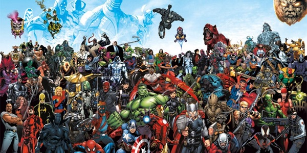 There Are Now 24 Marvel Movies Coming Out Between Now And 2021