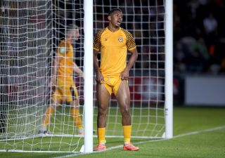 Newport County v West Ham United – Carabao Cup – Second Round – Rodney Parade