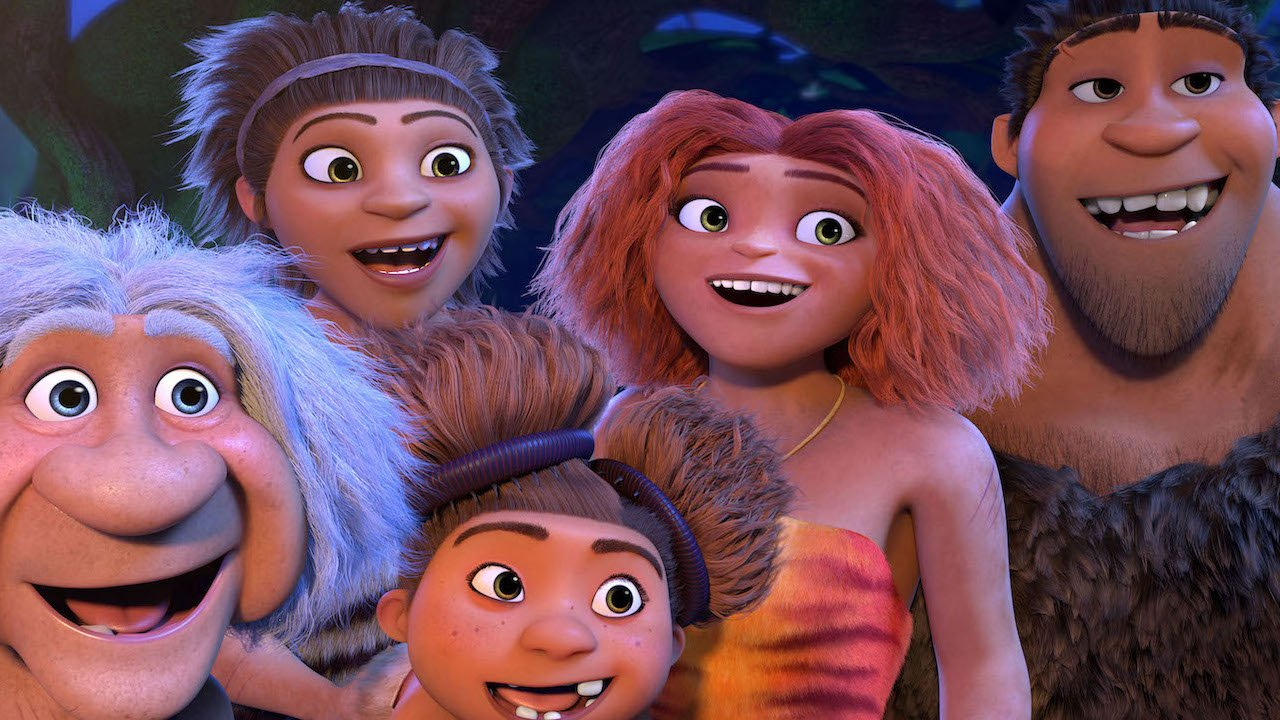 The Croods Are Back To Explain What A Bounceberry Is And Why It's So Hard To Catch In This Family Tree Clip