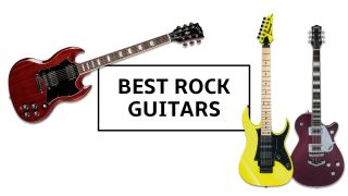 Best rock guitars 2021: 8 of the finest rock-ready axes from Gibson, Fender, Ibanez and others
