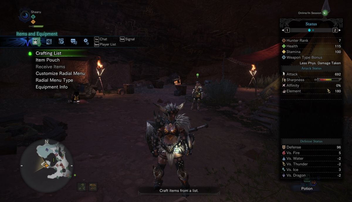 Monster Hunter: World mod lets you transmog your armor's appearance