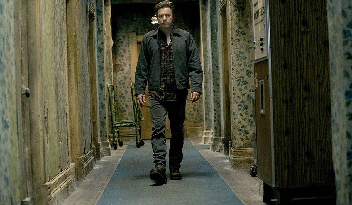 Doctor Sleep Danny walks the halls of the Overlook Hotel