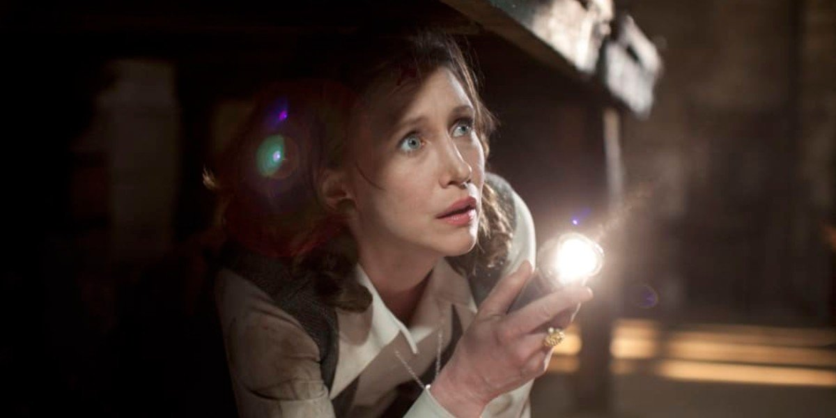 Vera Farmiga in The Conjuring