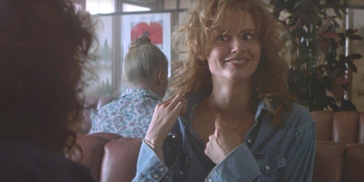 Geena Davis in Thelma & Louise