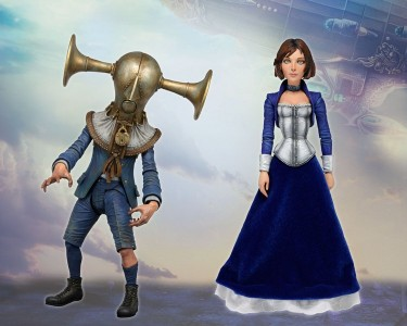BioShock Infinite Action Figures Coming In January #24936