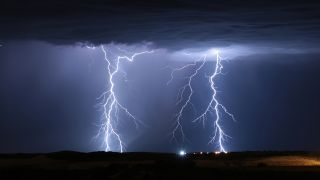 So-called superbolts are at least 100 times brighter than ordinary lighting, but can be more than 1,000 times brighter.