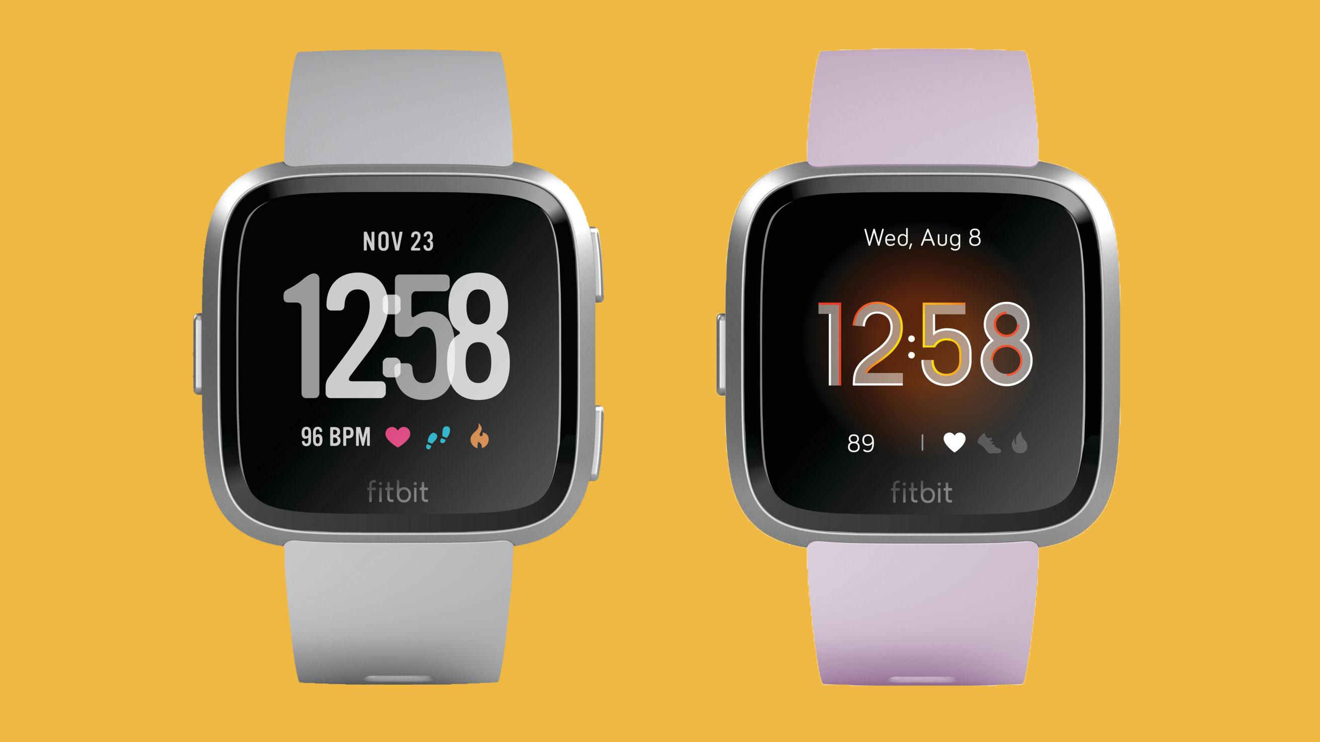 Fitbit Versa vs Fitbit Versa Lite: do you lose much by