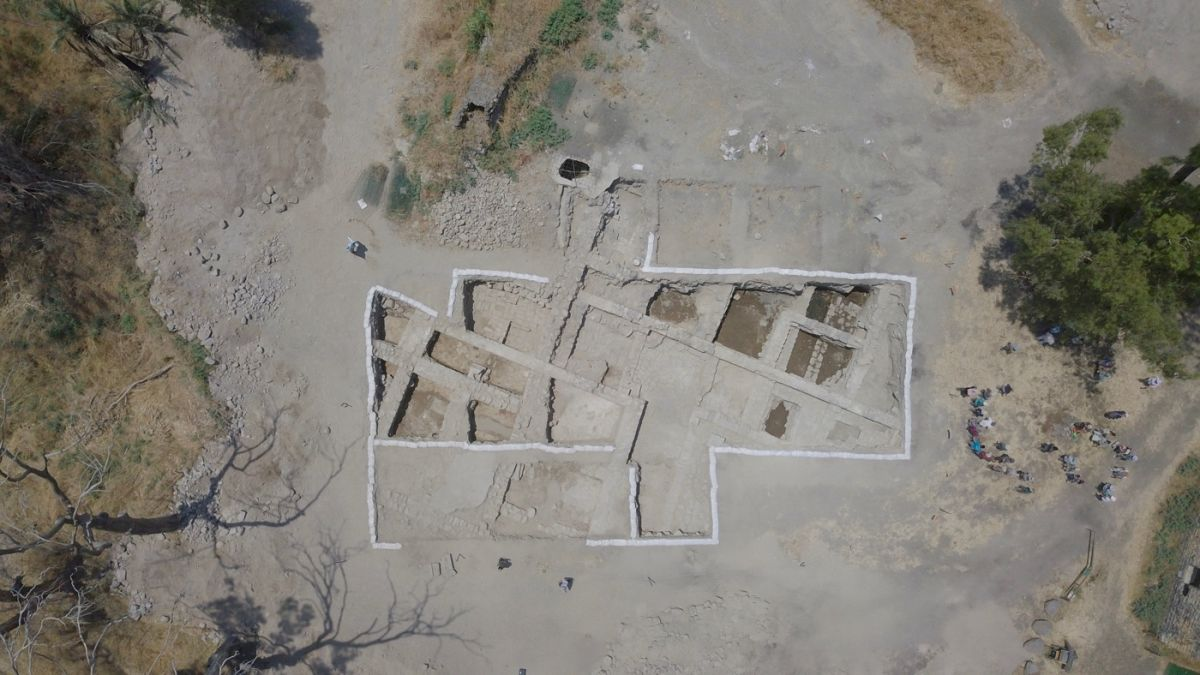 Early Christian 'Church of the Apostles' Possibly Unearthed Near Sea of Galilee