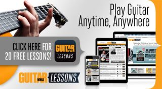 Guitar World Lessons App
