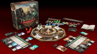 Divinity: Original Sin board game preview - chatting to squirrels and setting everyone on fire