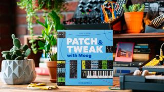 Moog Patch & Tweak book