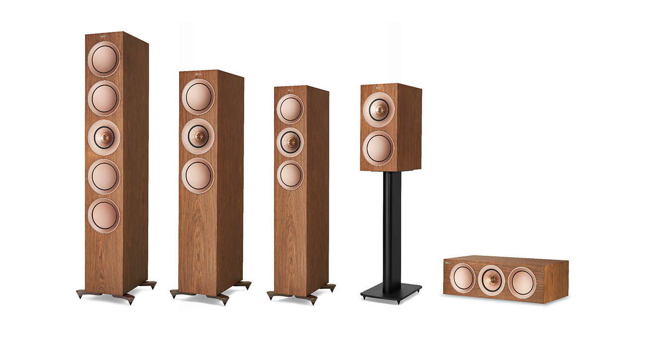 KEF revamps R Series speaker range… with 1043 changes | What