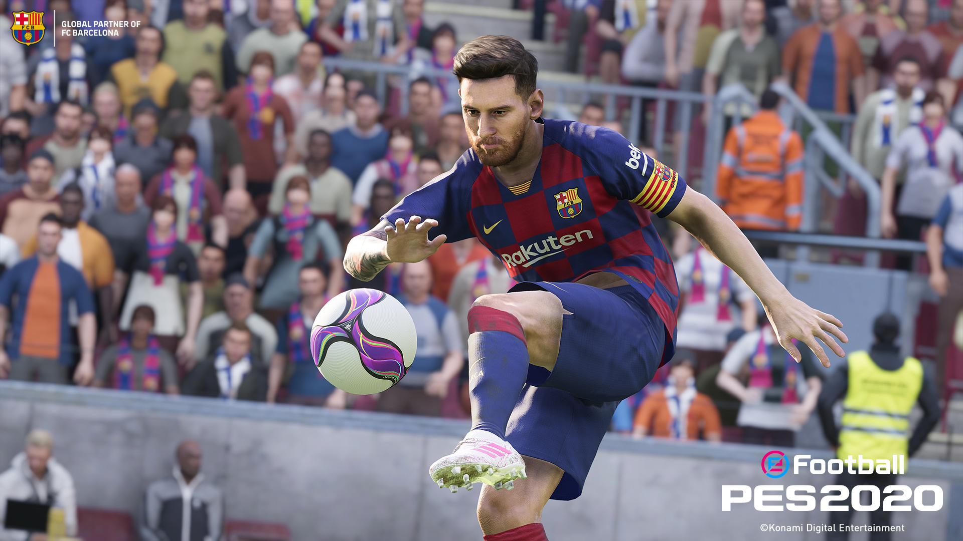 EFootball PES 2020 Hands On Proves Mixed News For Hard