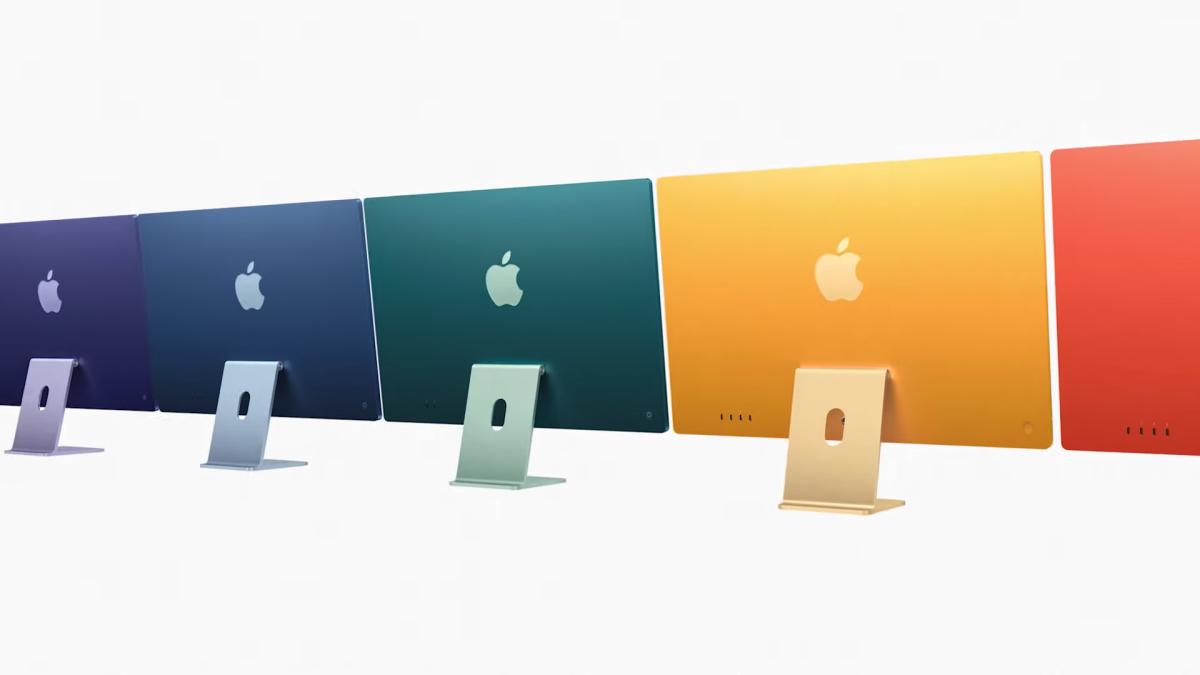Apple iMac 24-inch (M1, 2021): release date, price, specs ...