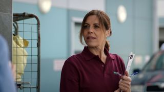 Could Rosa be a good replacement for Connie Beauchamp as Casualty clinical lead?