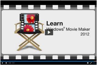 Video Tutorial: Windows Movie Maker 2012 Training