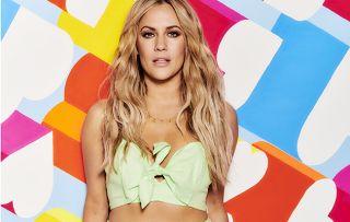 Love Island host Caroline Flack