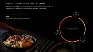 Hanan Shoubaki of Studio 244 started learning to code on Codecademy and SuperHi. She then put what she'd learned into practice with this landing page for cooking tech company Ibex One