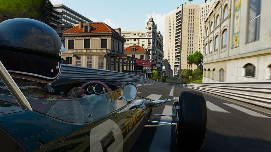 Project CARS Screenshots Show Amazing Water Effects #25650