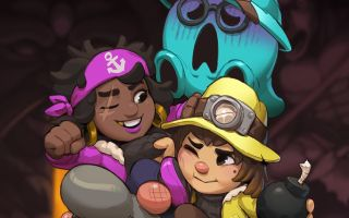 A Major New Spelunky 2 Patch Makes Olmec Heaps Less Annoying Pc Gamer
