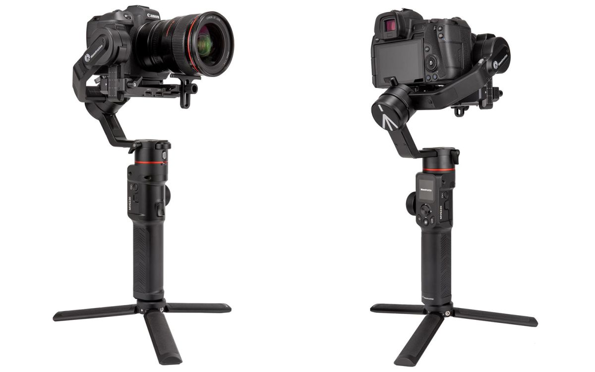 Watch out DJI and Zhiyun: Manfrotto enters the gimbal stabilizer market