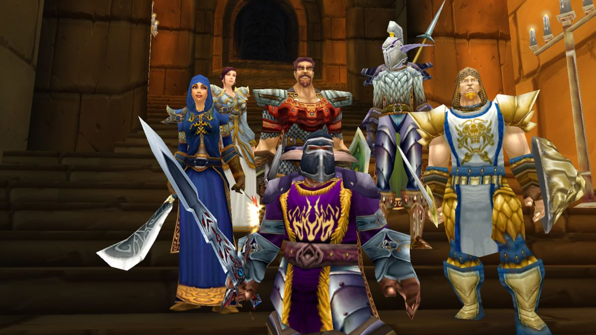 Why World of Warcraft: Classic is deceptively tough to make | PC Gamer