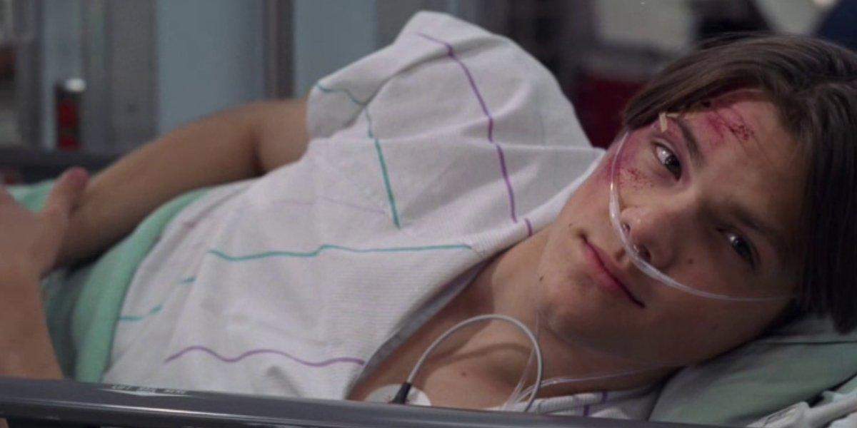 Jared Padalecki on ER