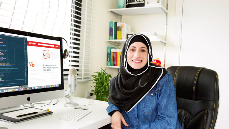 Changing the game: Sara Soueidan on new web technologies