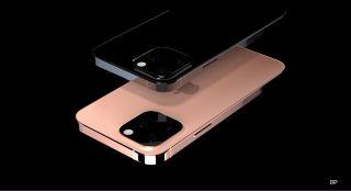 Matt black iPhone 13 Pro