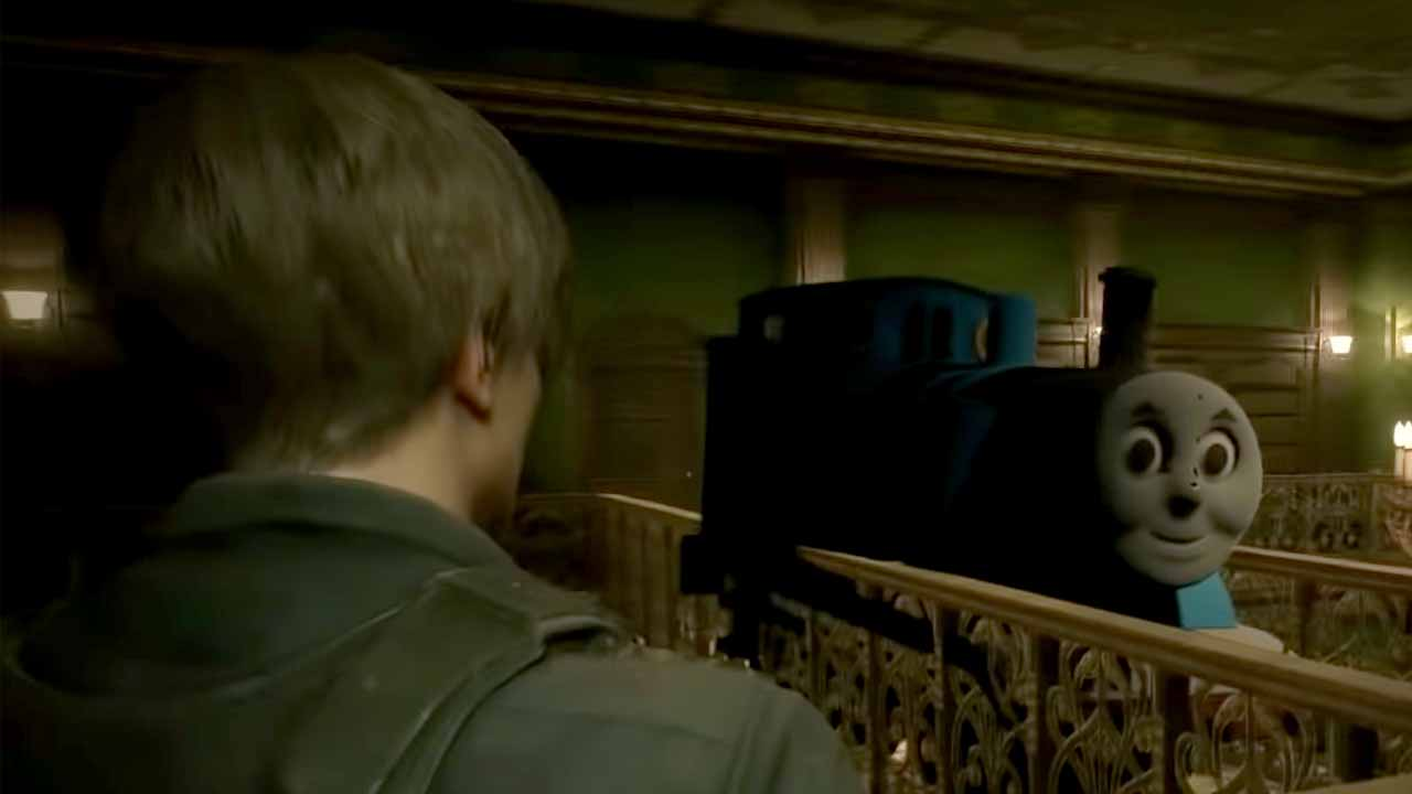 Best Resident Evil 2 Remake mods: Terrifying Tofu, camera