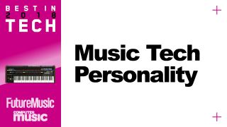 Who is the best music tech personality of 2018?