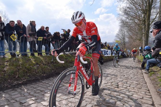 Mads Pedersen (Trek-Segafredo) in Flanders