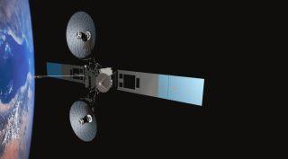 TDRS-M spacecraft