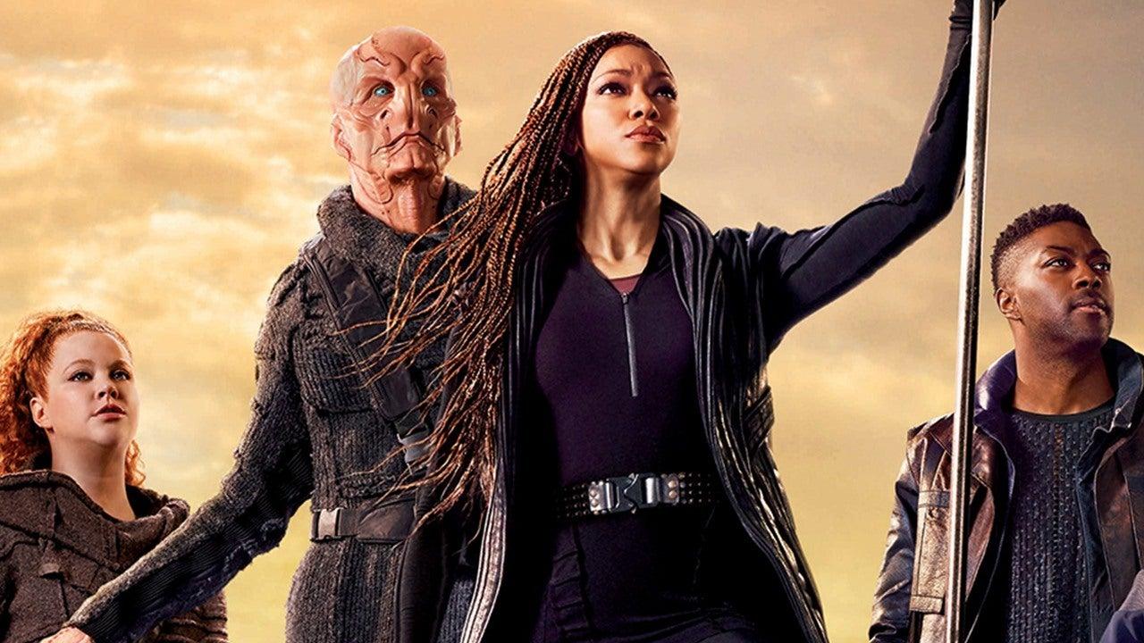 Star Trek: Discovery season 3 english subs