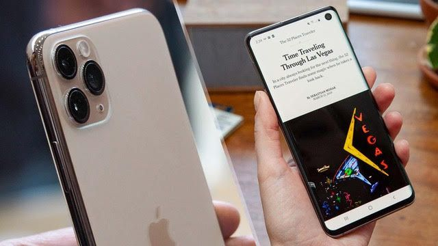 iPhone 11 Pro vs. Samsung Galaxy S10: Which Flagship Phone Should You Buy?