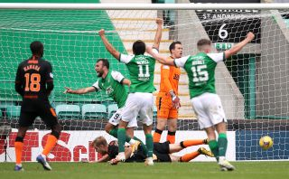 Hibernian v Rangers – Scottish Premiership – Easter Road