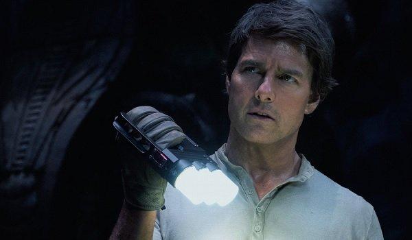 The Mummy Tom Cruise Flashlight Exploration