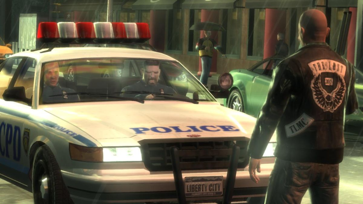 Grand Theft Auto 4 is no longer for sale on Steam