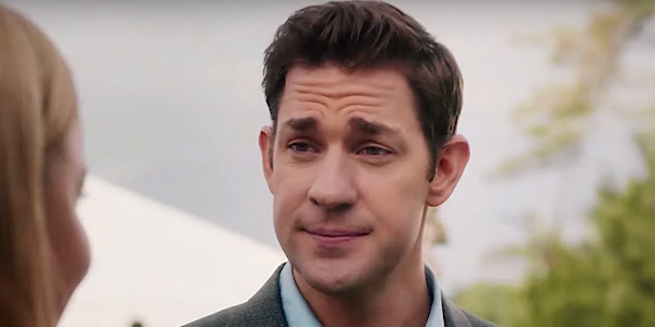 John Krasinski in Jack Ryan Season 1