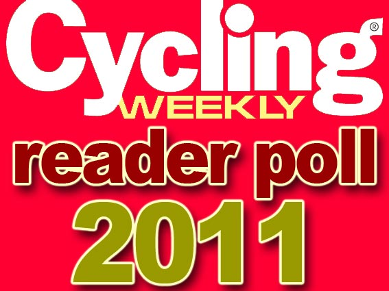 Cycling Weekly 2011 Reader Poll logo