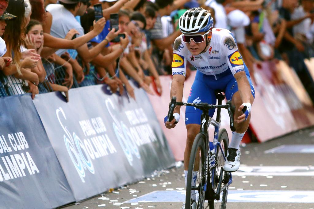 Remco Evenepoel Vuelta a San Juan 2020