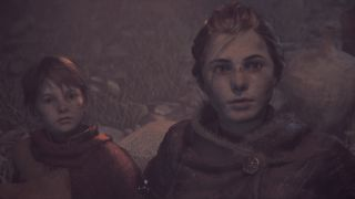 Amicia, the young protagonist of A Plague Tale