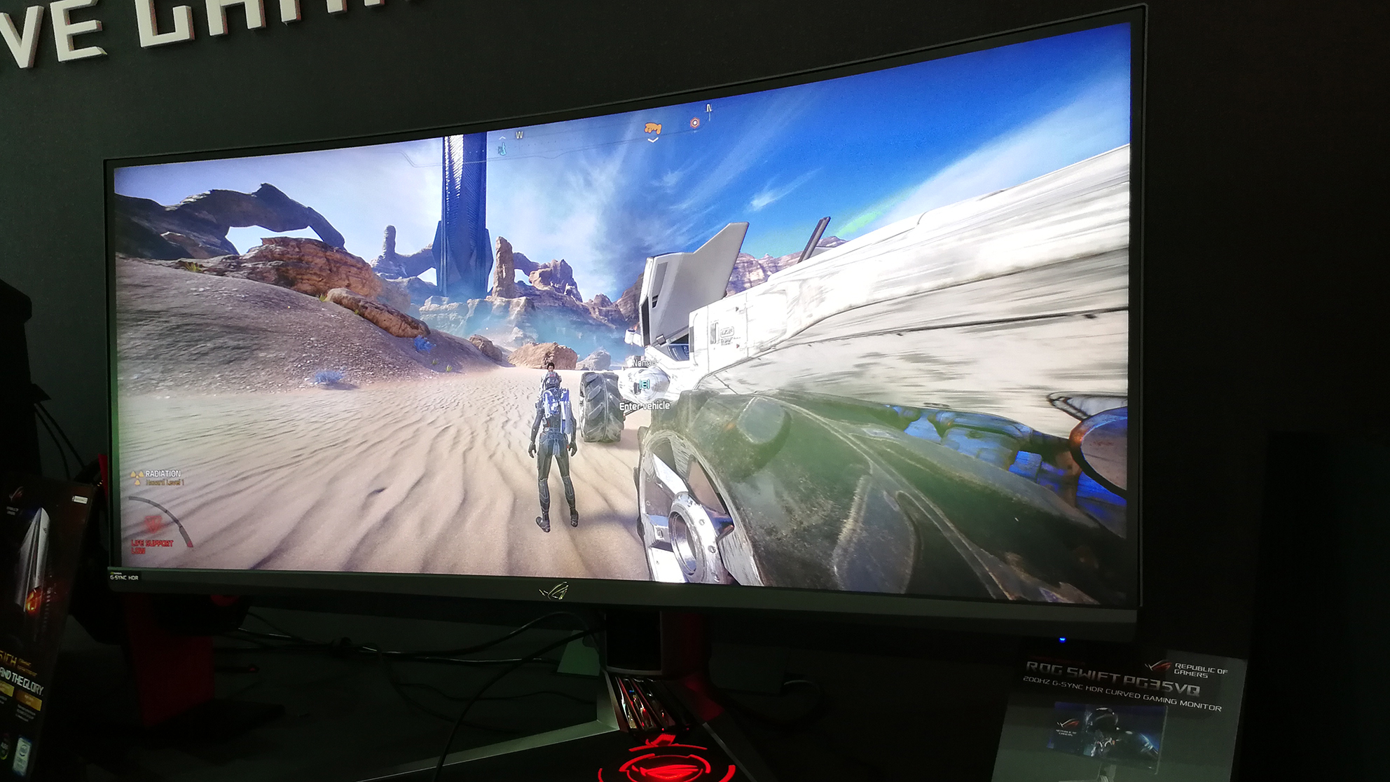 The new Asus ROG gaming monitor goes ultra wide and super speedy
