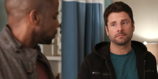 psych 2 lassie come home dule hill james roday rodriguez peacock